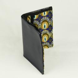 Portefeuille simili bleu